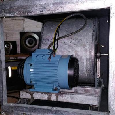 Neteja motor i turbina